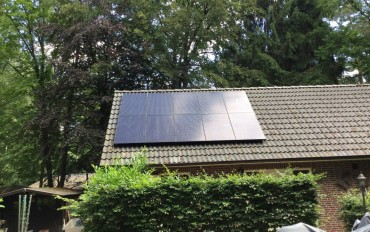 Zonnepanelen installatie Emst