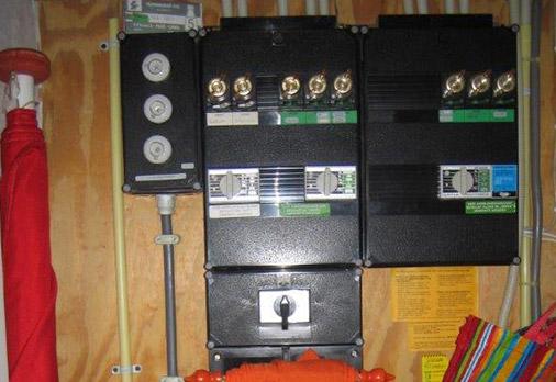 Meterkast vervangen zonnepanelen